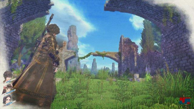 Screenshot - Valkyria: Azure Revolution (PlayStation4) 92516786
