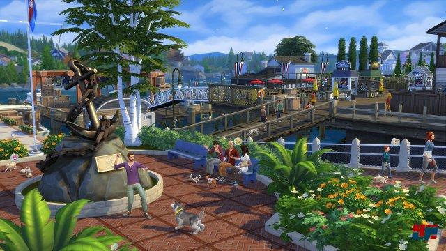 Screenshot - Die Sims 4: Hunde & Katzen (Mac)