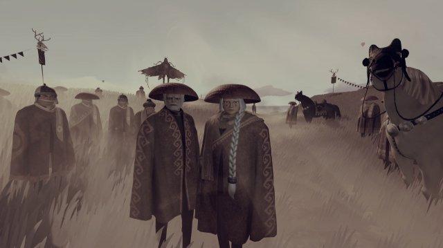 Screenshot - JETT: The Far Shore (PC, PS4, PlayStation5)
