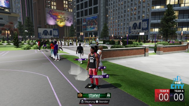 Screenshot - NBA 2K21 (PlayStation5) 92630537