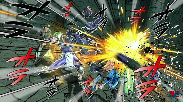 Screenshot - JoJo's Bizarre Adventure: Eyes of Heaven (PlayStation3) 92497622