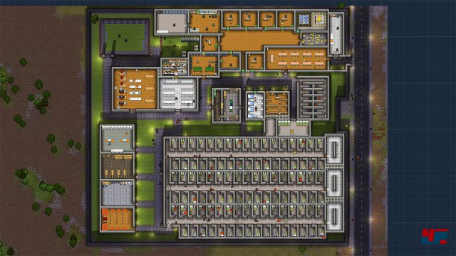 Screenshot - Prison Architect (PS4) 92528904