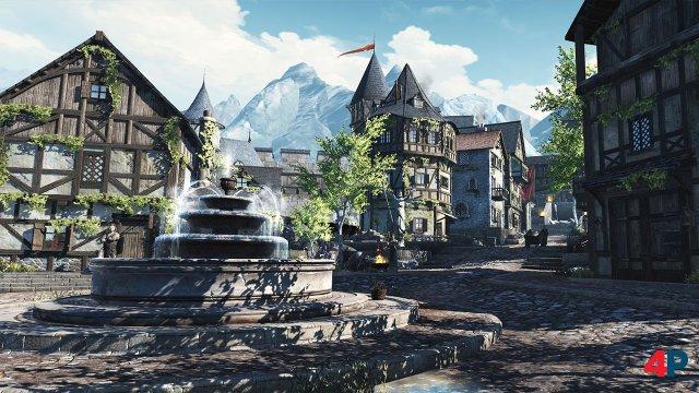 Screenshot - The Elder Scrolls: Blades (Switch)