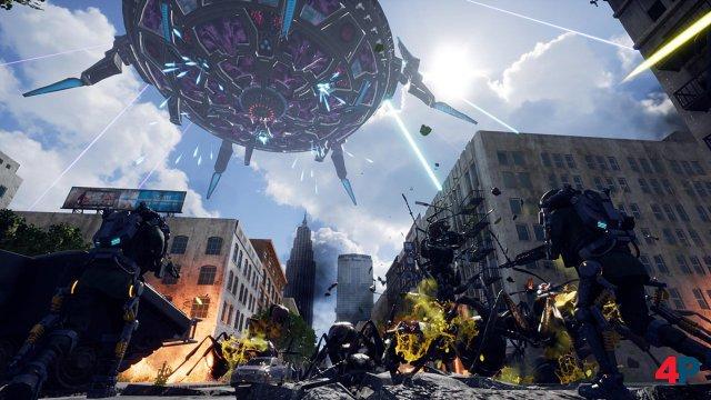 Screenshot - Earth Defense Force: Iron Rain (PC) 92598397