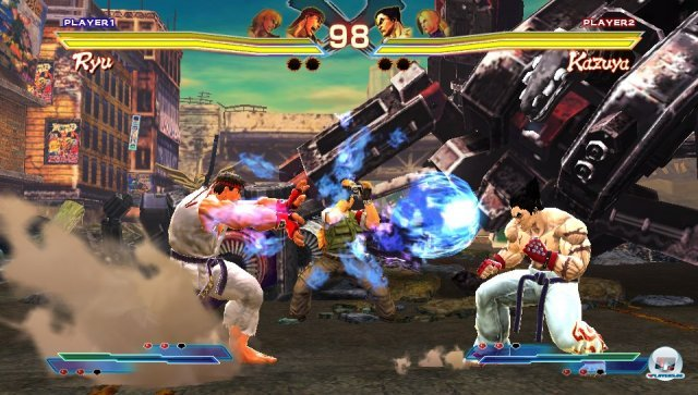 Screenshot - Street Fighter X Tekken (PS_Vita) 2338277