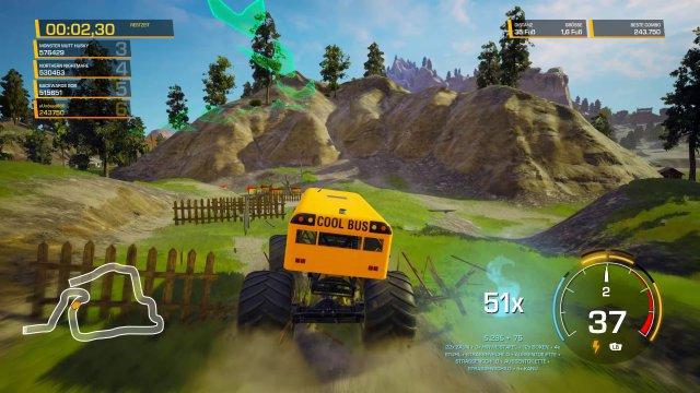Screenshot - Monster Jam Steel Titans 2 (PC) 92636214