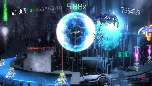 Screenshot - Resogun (PS_Vita)