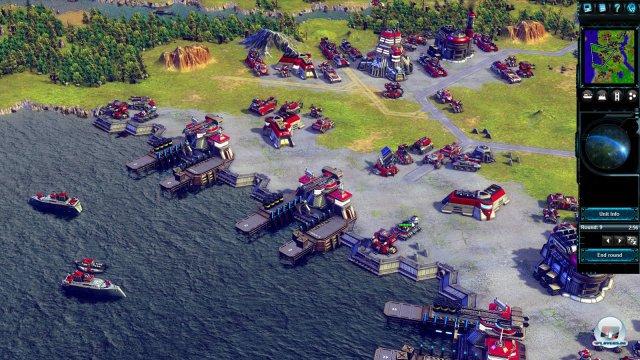Screenshot - Battle Worlds: Kronos (PC) 92471984