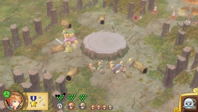 Screenshot - New Little King's Story  (PS_Vita) 2375242
