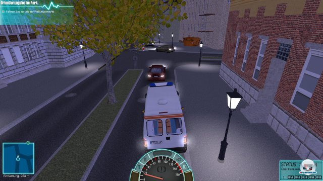 Screenshot - Rettungswagen-Simulator 2014 (PC) 92468171