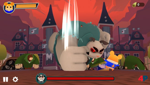 Screenshot - Hamsterdam - Paws of Justice (PC)