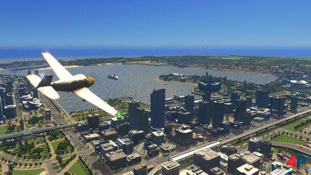 Screenshot - Cities: Skylines - Sunset Harbor (PC)