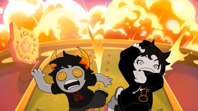 Screenshot - Hiveswap: Act 2 (PC)