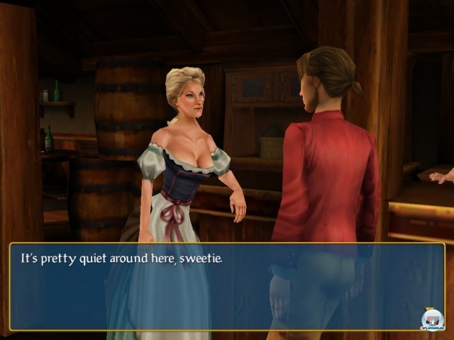 Screenshot - Sid Meier's Pirates! (iPad) 2242107