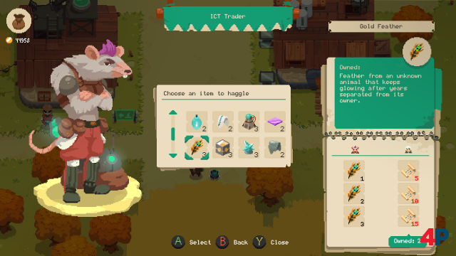 Screenshot - Moonlighter (Linux)