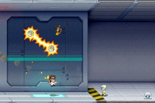 Screenshot - Jetpack Joyride (iPhone) 2260967