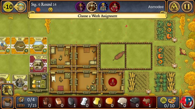 Screenshot - Agricola (PC)
