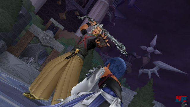 Screenshot - Kingdom Hearts HD 2.5 ReMIX (PlayStation3) 92491468