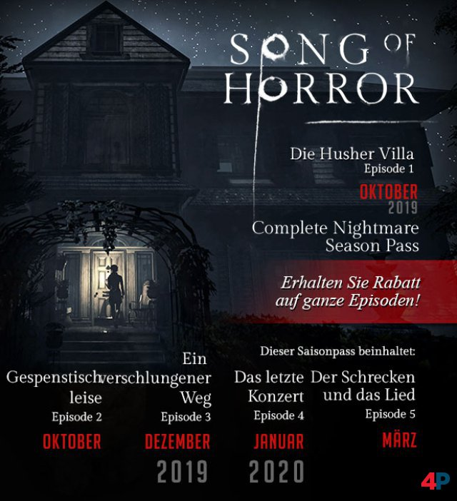 Screenshot - Song of Horror (PC)