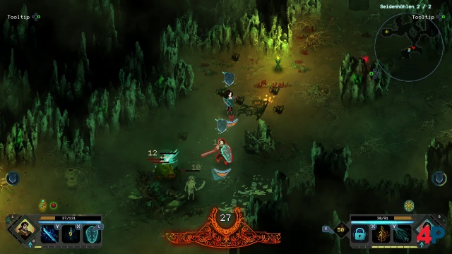 Screenshot - Children of Morta (Switch)