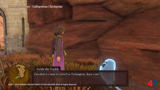 Screenshot - Dragon Quest 11: Streiter des Schicksals (Switch) 92590118