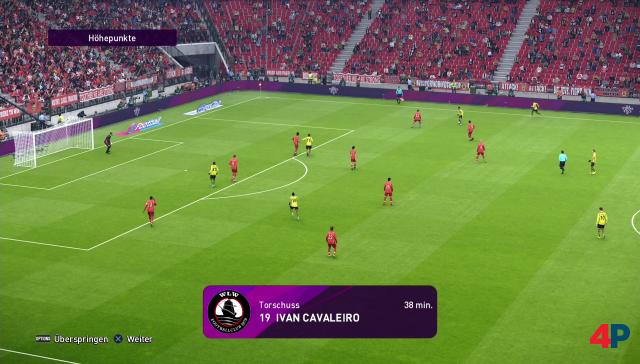 Screenshot - eFootball PES 2020 (PS4) 92596438