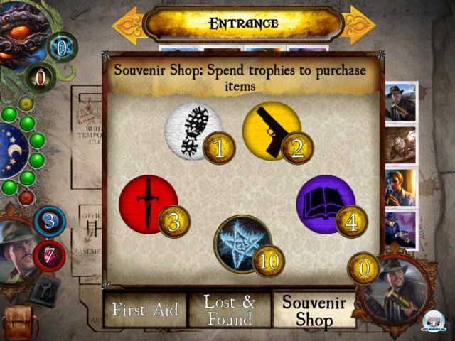 Screenshot - Elder Sign: Omens (iPad) 2313202