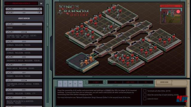 Screenshot - Exapunks (Linux)