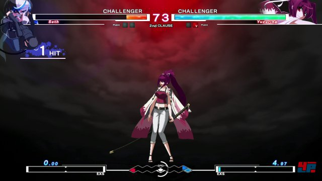 Screenshot - Under Night In-Birth - Exe:Late (PlayStation3) 92501377
