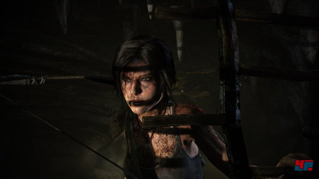 Screenshot - Tomb Raider (PlayStation4)