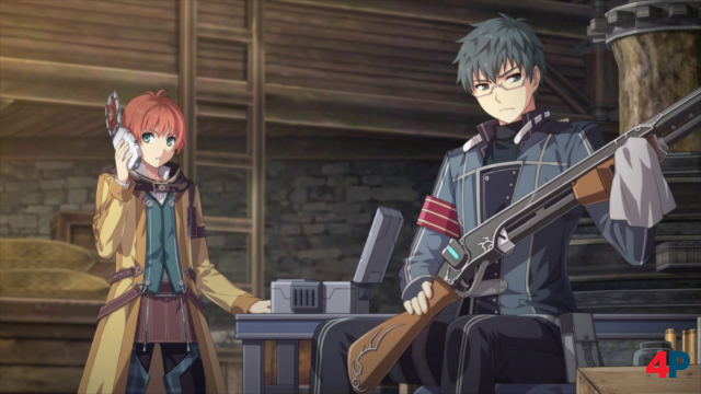 Screenshot - The Legend of Heroes: Trails of Cold Steel 2 (PS4)
