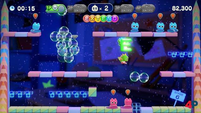Screenshot - Bubble Bobble 4 Friends (Switch) 92600800