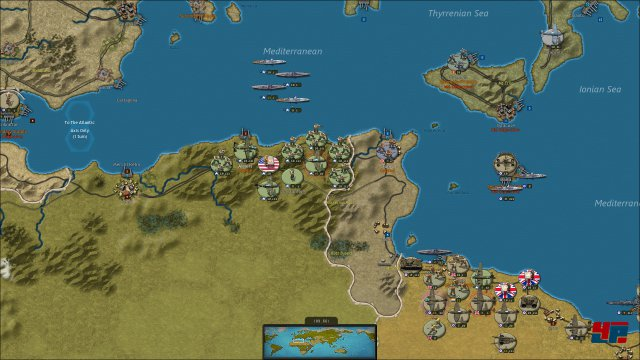 Screenshot - Strategic Command WW2: World at War 2 (PC)