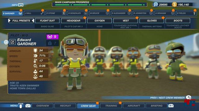 Screenshot - Bomber Crew (PS4) 92583690