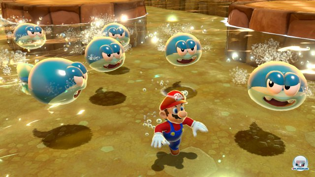 Screenshot - Super Mario 3D World (Wii_U) 92472185