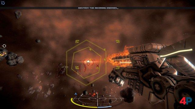 Screenshot - War Tech Fighters (PS4)