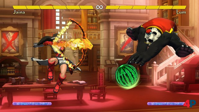 Screenshot - Fantasy Strike (PC) 92591517