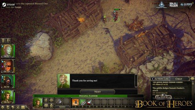 Screenshot - Das Schwarze Auge: Book of Heroes (PC) 92600690