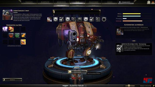 Screenshot - Warhammer 40.000: Dawn of War 3 (PC) 92544435