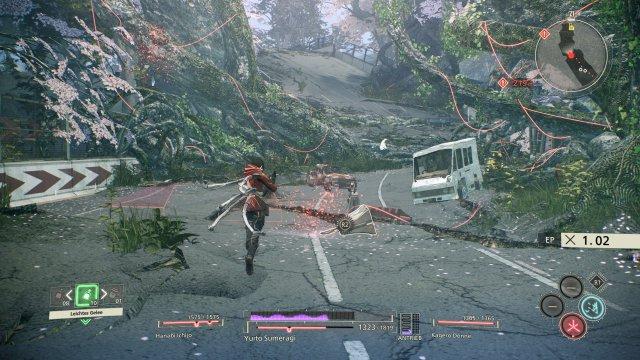 Screenshot - Scarlet Nexus (PlayStation5) 92645761