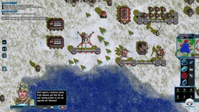 Screenshot - Machines at War 3 (Mac) 92460840