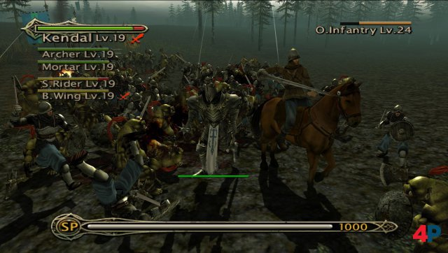 Screenshot - Kingdom under Fire: The Crusaders (PC)