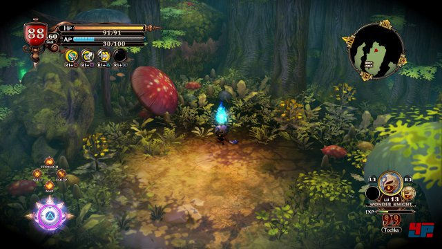 Screenshot - The Witch and the Hundred Knight 2 (PS4) 92535396