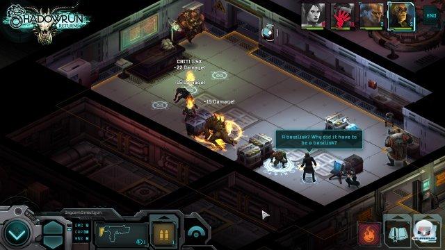 Screenshot - Shadowrun Returns (Android) 92456840