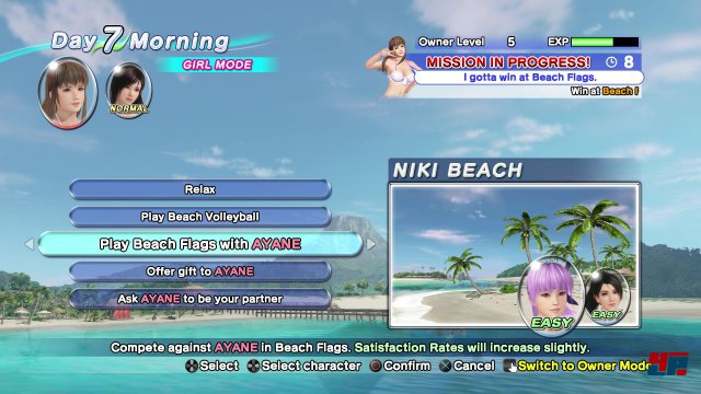 Screenshot - Dead or Alive: Xtreme 3 (PlayStation4) 92523223