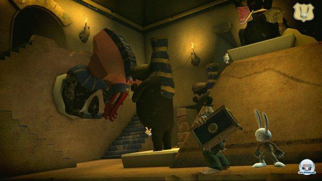 Screenshot - Sam & Max: Im Theater des Teufels (PC) 2288257