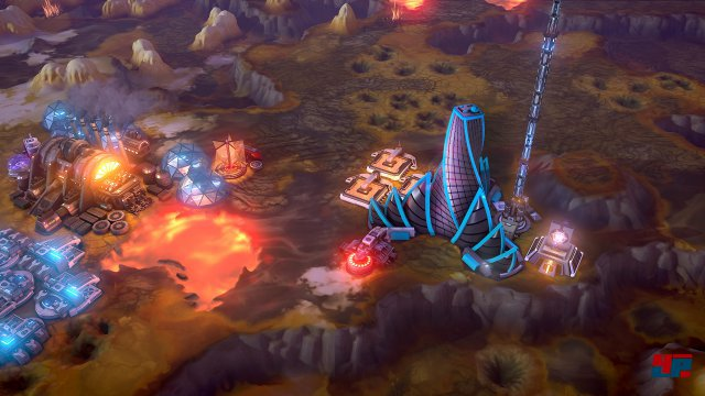 Screenshot - Offworld Trading Company: Jupiter's Forge (PC)