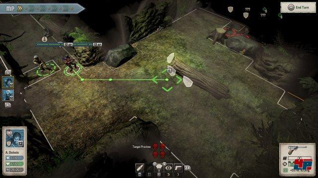 Screenshot - Achtung! Cthulhu Tactics (Switch)