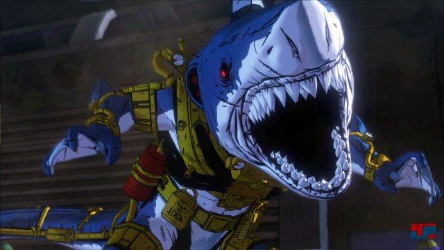 Screenshot - Teenage Mutant Ninja Turtles: Mutanten in Manhattan (PlayStation4)