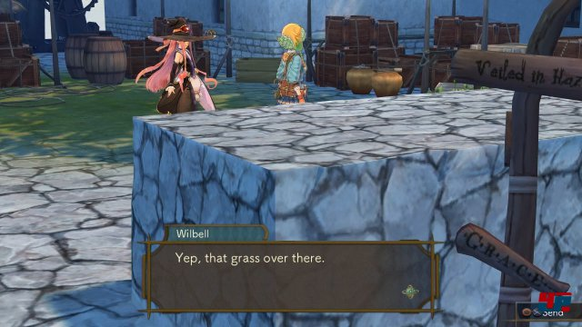 Screenshot - Atelier Shallie: Alchemists of the Dusk Sea (PlayStation3) 92499500